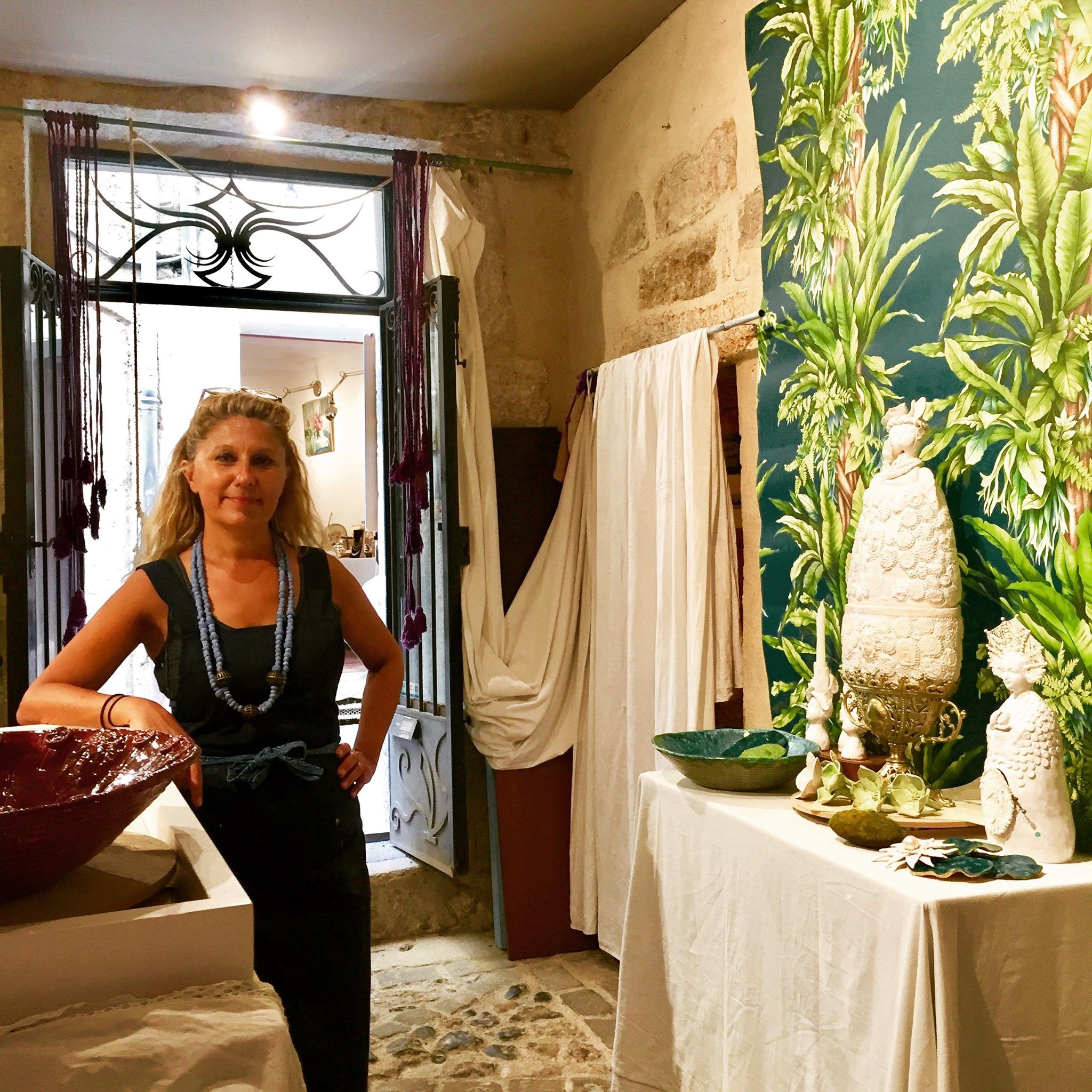 Fabienne Auzolle Boutique